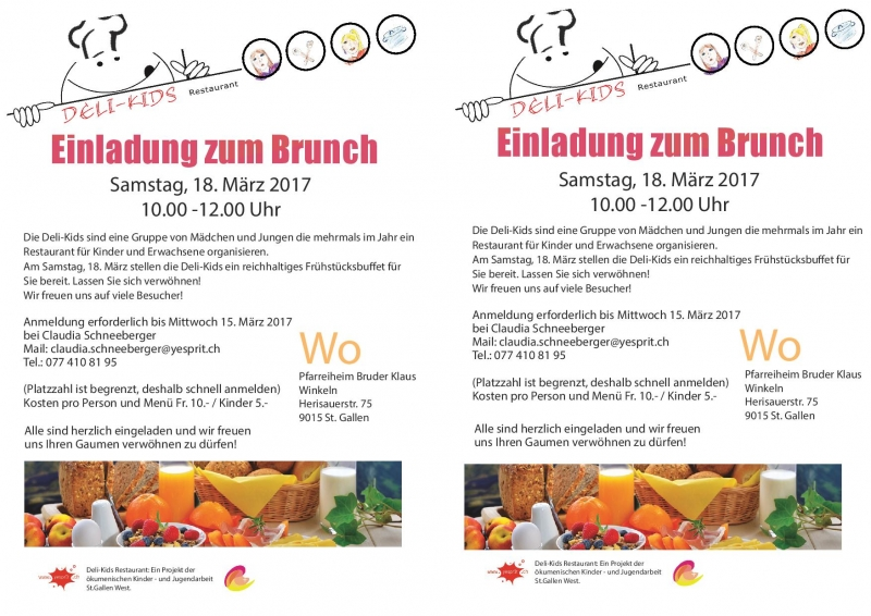 Einladung Brunch Text – thegirlsroom.co
